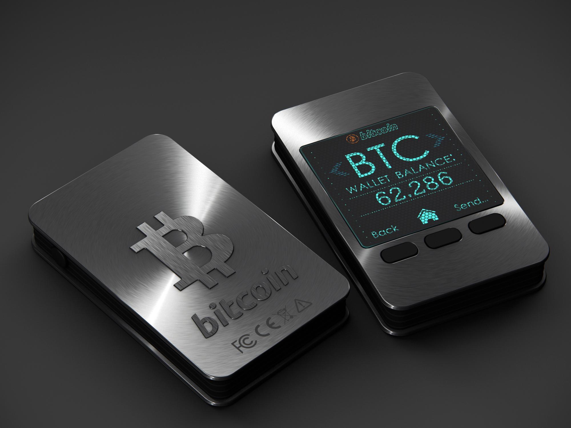 Bitcoin security crypto